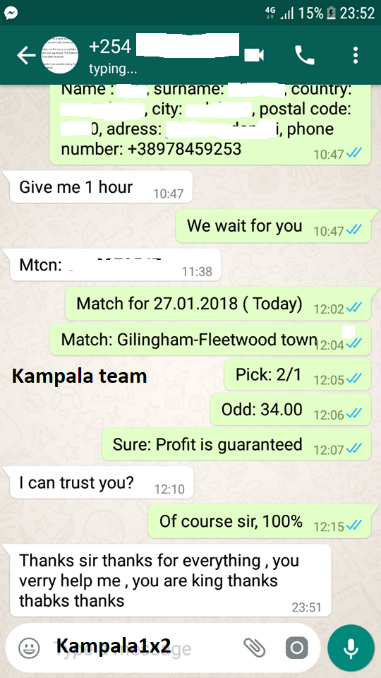 Fixed match fotball predictions 1×2