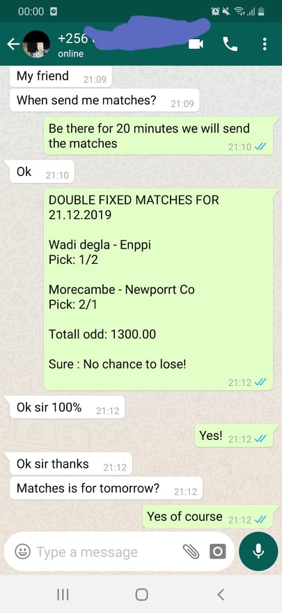 kampala fixed matches ht/ft